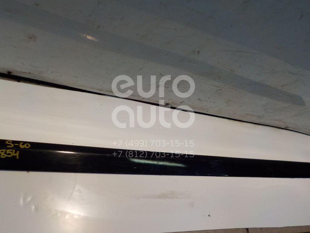 Молдинг передней правой двери для Volvo S60 2000-2009;V70 2001-2006 - Фото №1