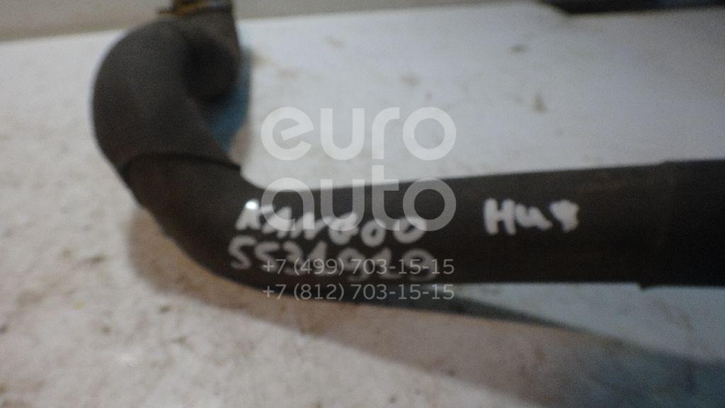 Патрубок радиатора для Renault Kangoo 2008> - Фото №1