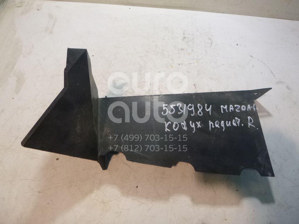 Кожух радиатора для Mazda Mazda 6 (GG) 2002-2007 - Фото №1