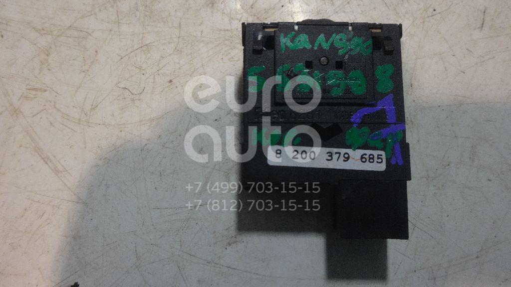 Кнопка корректора фар для Renault Kangoo 2008>;Modus 2004> - Фото №1