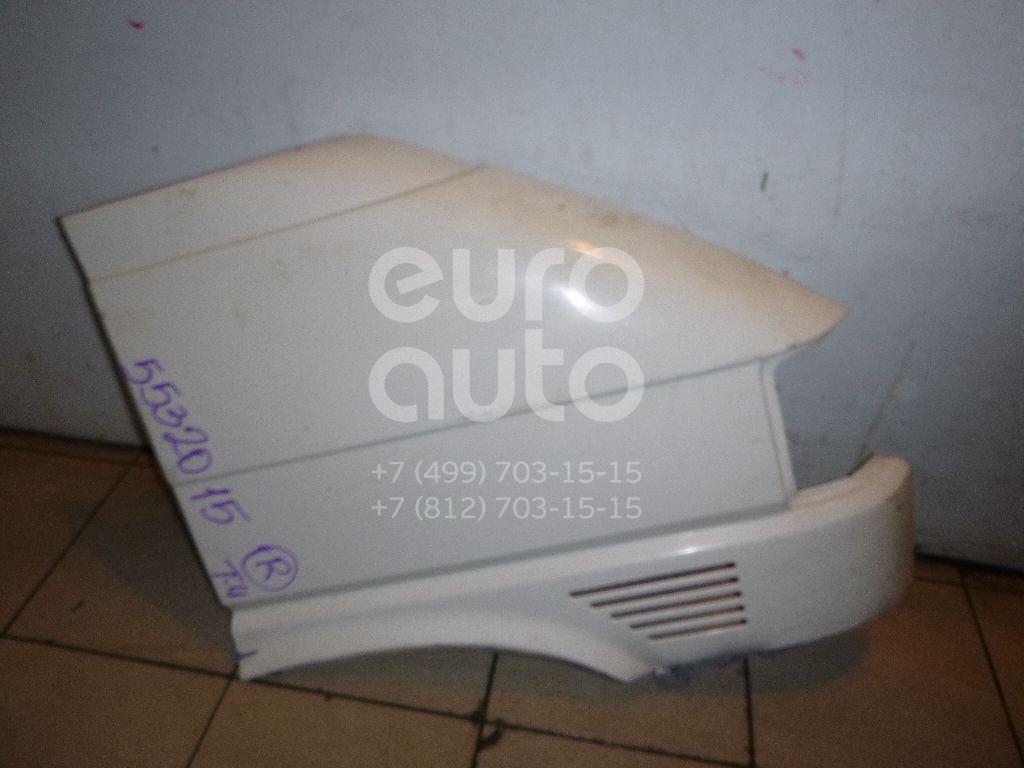 Крыло переднее правое для VW Transporter T4 1996-2003 - Фото №1
