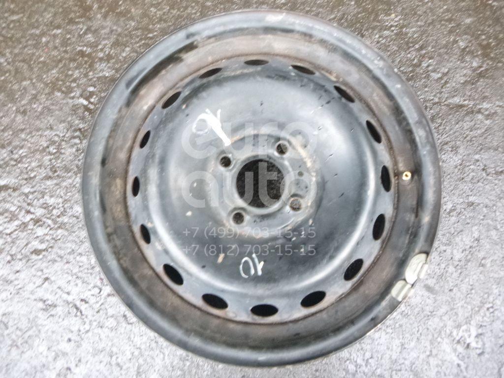 Диск колесный железо для Renault Clio III 2005-2012;Modus 2004> - Фото №1