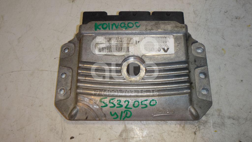 Блок управления двигателем для Renault Kangoo 2008> - Фото №1