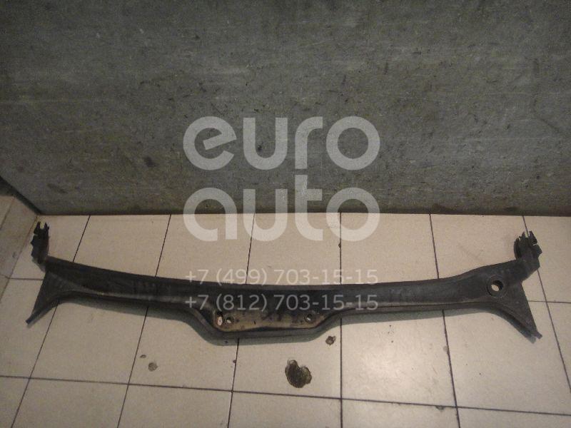 Решетка стеклооч. (планка под лобовое стекло) для BMW 7-серия E65/E66 2001-2008 - Фото №1