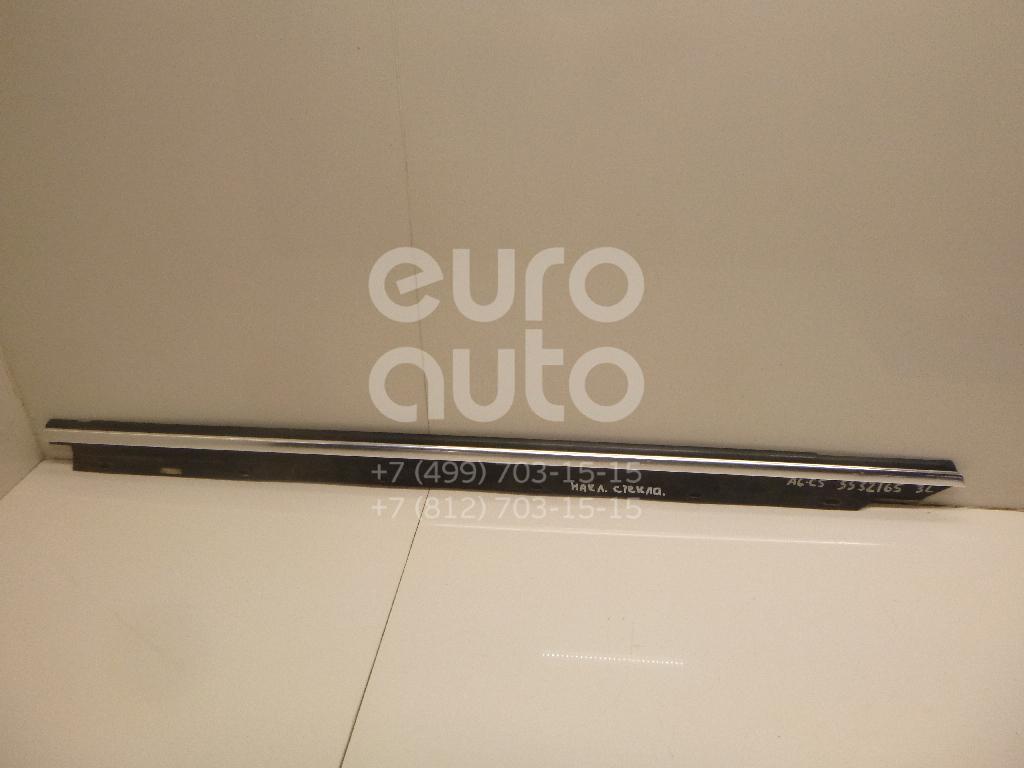 Накладка стекла заднего левого для Audi A6 [C5] 1997-2004;Allroad quattro 2000-2005 - Фото №1