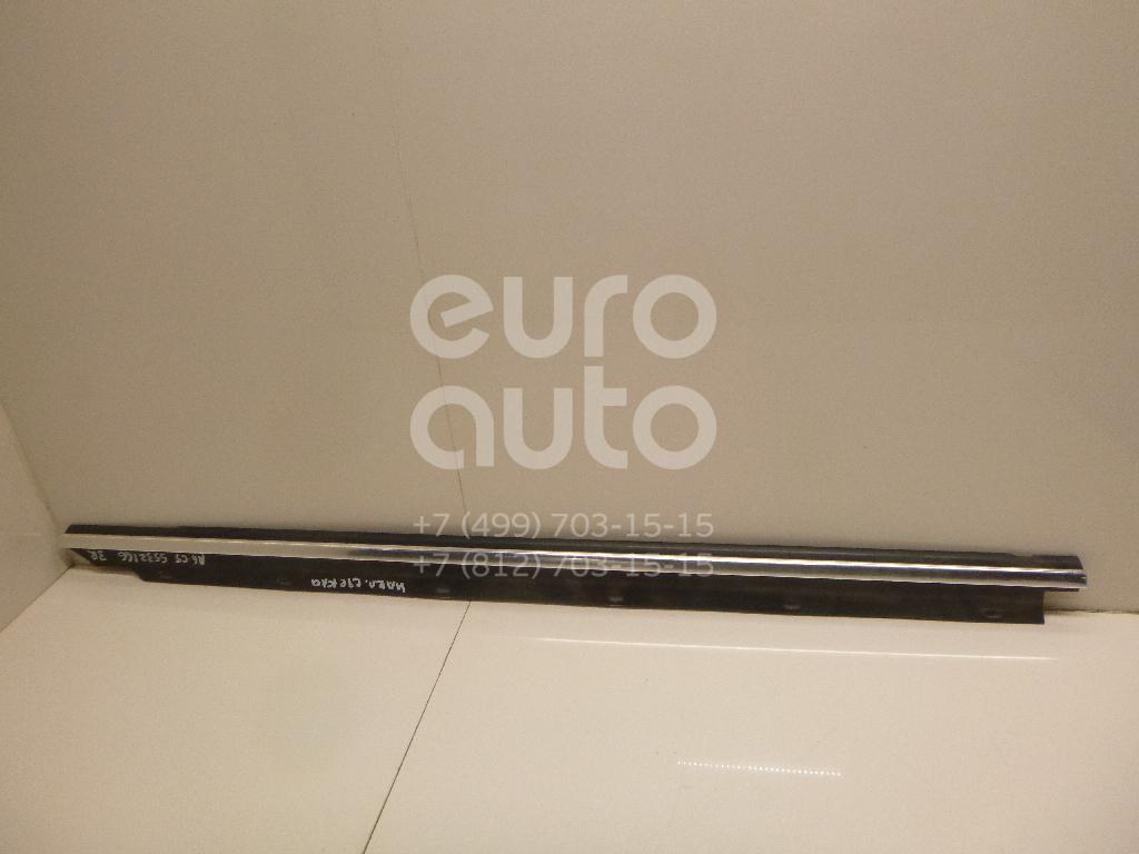 Накладка стекла заднего правого для Audi A6 [C5] 1997-2004;Allroad quattro 2000-2005 - Фото №1