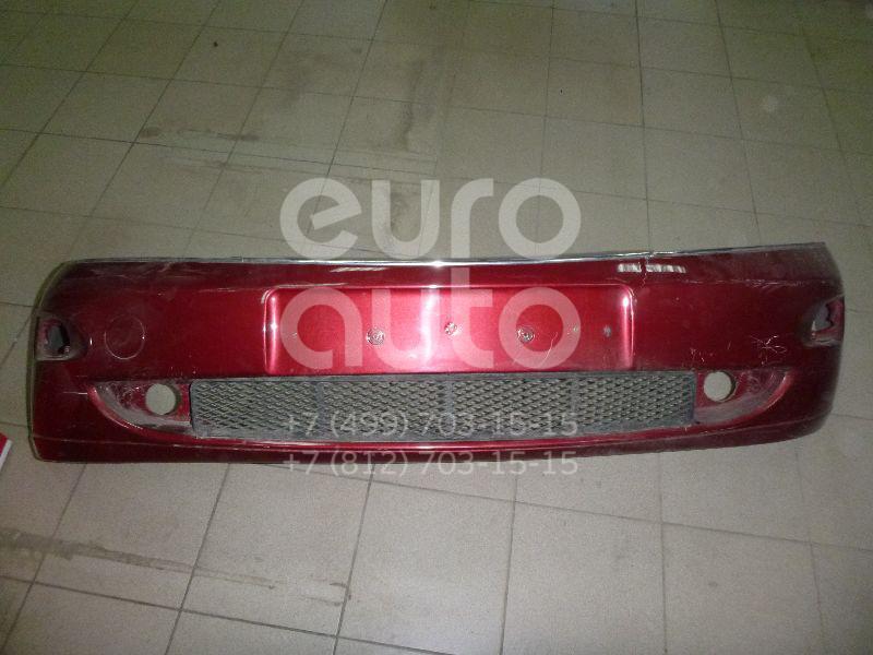 Бампер передний для Ford Focus I 1998-2005 - Фото №1