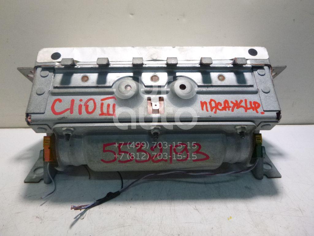 Подушка безопасности пассажирская (в торпедо) для Renault Clio III 2005-2012 - Фото №1