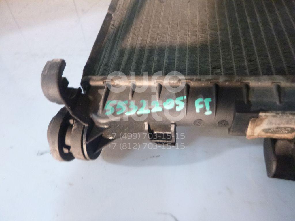 Радиатор основной для Ford Focus I 1998-2004 - Фото №1