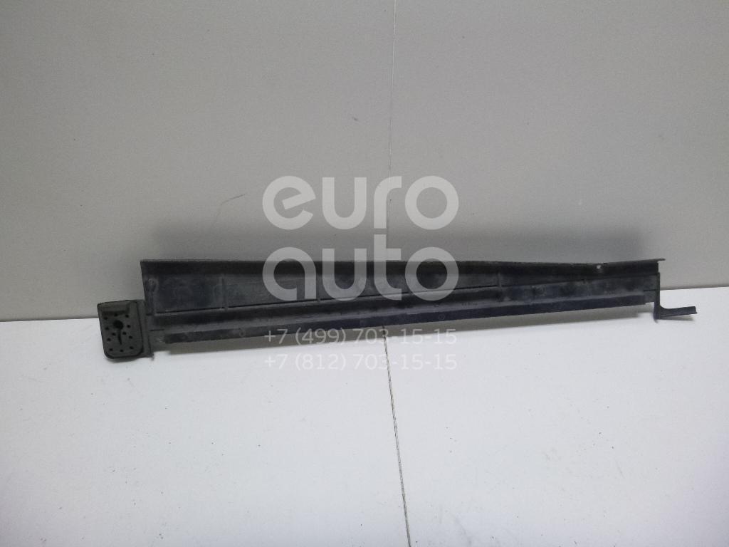 Воздуховод радиатора верхний для Renault Clio III 2005-2012 - Фото №1