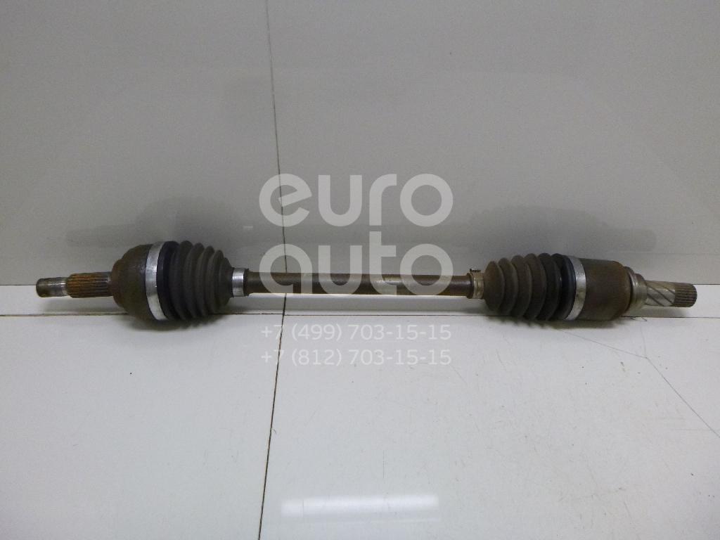 Полуось передняя левая для Renault Clio III 2005-2012;Modus 2004-2012 - Фото №1