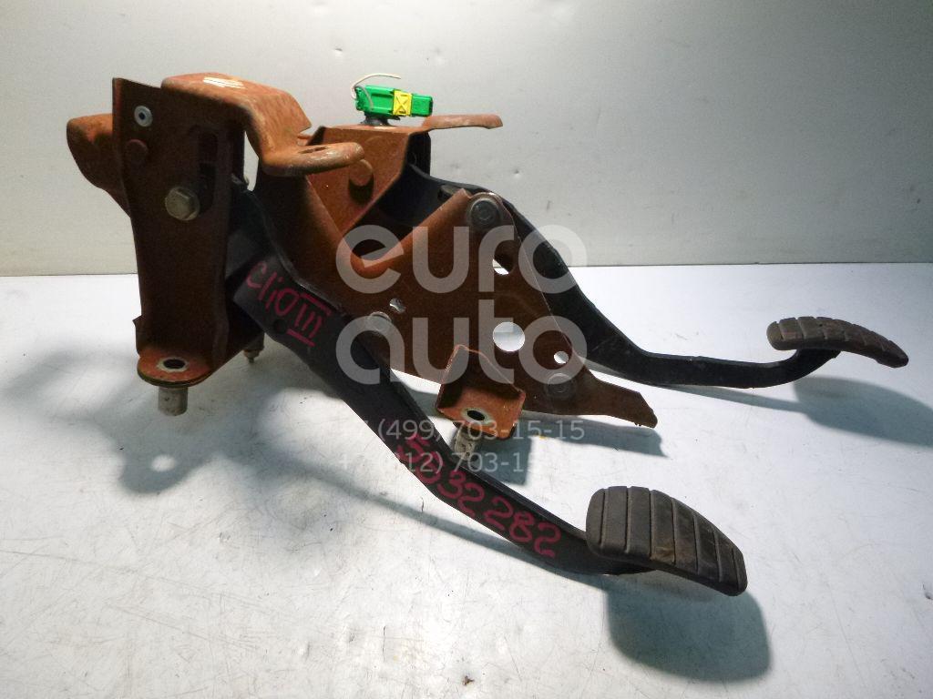Блок педалей для Renault Clio III 2005-2012 - Фото №1