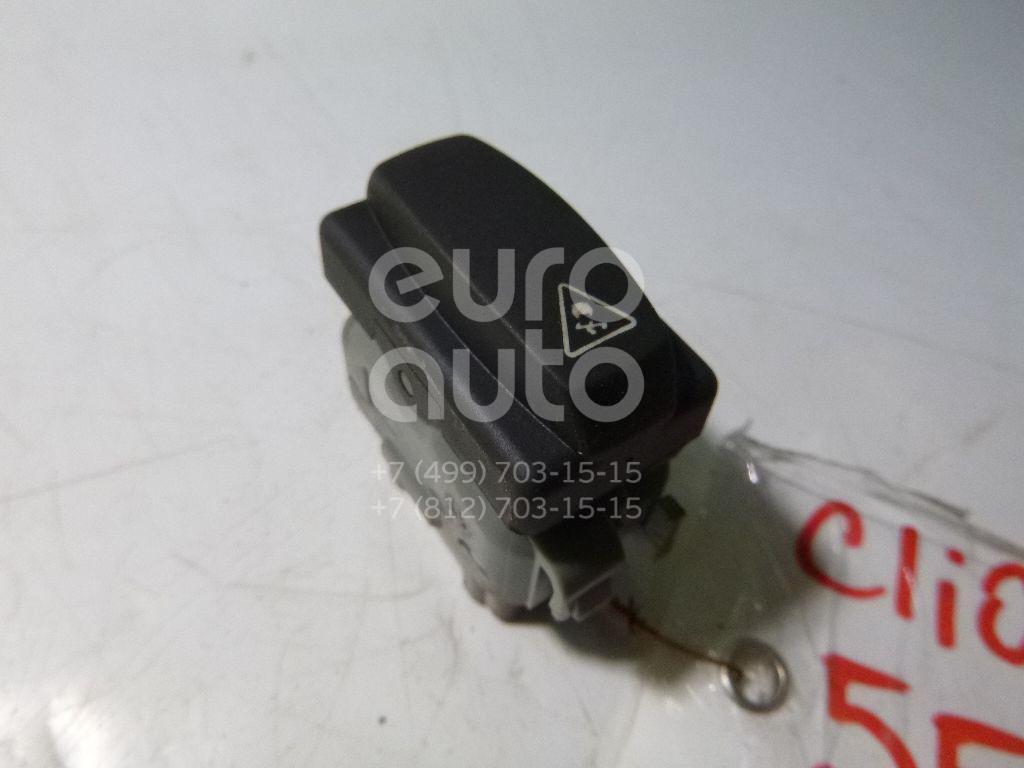 Кнопка антипробуксовочной системы для Renault Clio III 2005-2012;Duster 2012> - Фото №1