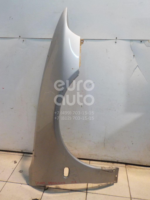 Крыло переднее правое для Mitsubishi Galant (EA) 1997-2003 - Фото №1