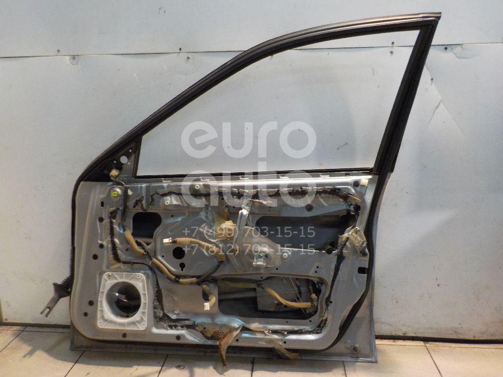 Дверь передняя правая для Mitsubishi Galant (EA) 1997-2003 - Фото №1