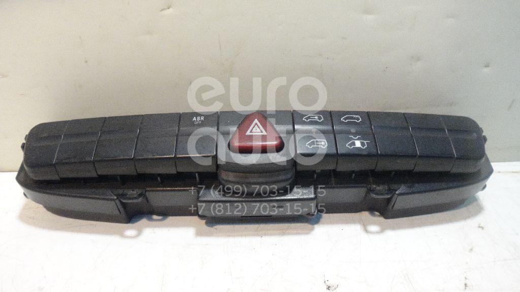 Блок кнопок для Mercedes Benz Vito/Viano-(639) 2003-2014 - Фото №1