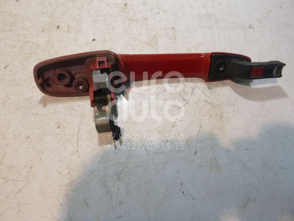 Ручка двери наружная правая для Mazda Mazda 6 (GG) 2002-2007;Mazda 5 (CR) 2005-2010;Mazda 3 (BK) 2002-2009;CX 7 2007-2012;RX-8 2003-2012 - Фото №1