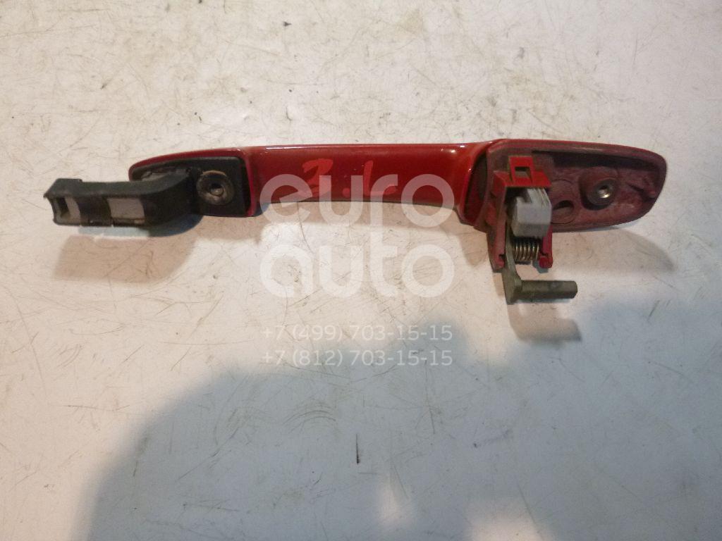 Ручка двери задней наружная левая для Mazda Mazda 6 (GG) 2002-2007 - Фото №1