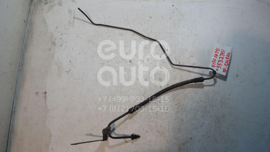 Трубка цилиндра сцепления для Mercedes Benz Vito/Viano-(639) 2003-2014 - Фото №1