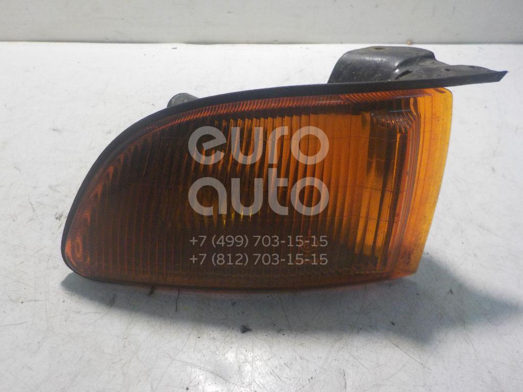 Указатель поворота правый желтый для Mitsubishi Galant (EA) 1997-2003;Galant (E5) 1993-1997 - Фото №1
