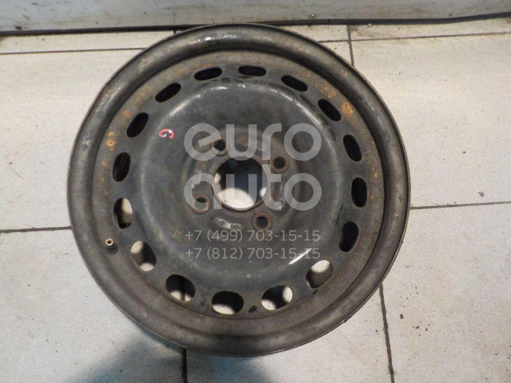 Диск колесный железо для Mitsubishi Galant (EA) 1997-2003 - Фото №1