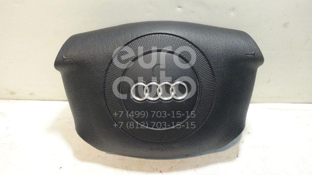 Подушка безопасности в рулевое колесо для Audi A6 [C5] 1997-2004;A4 [B5] 1994-2000;A8 1998-2003 - Фото №1