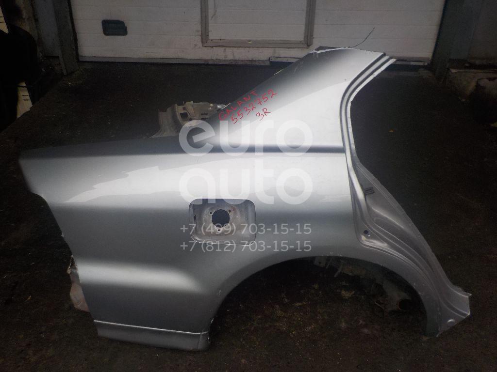 Крыло заднее правое для Mitsubishi Galant (EA) 1997-2003 - Фото №1