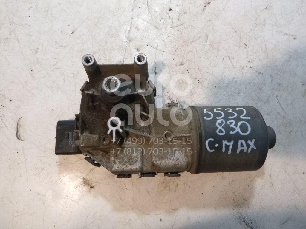 Моторчик стеклоочистителя передний для Ford C-MAX 2003-2011 - Фото №1