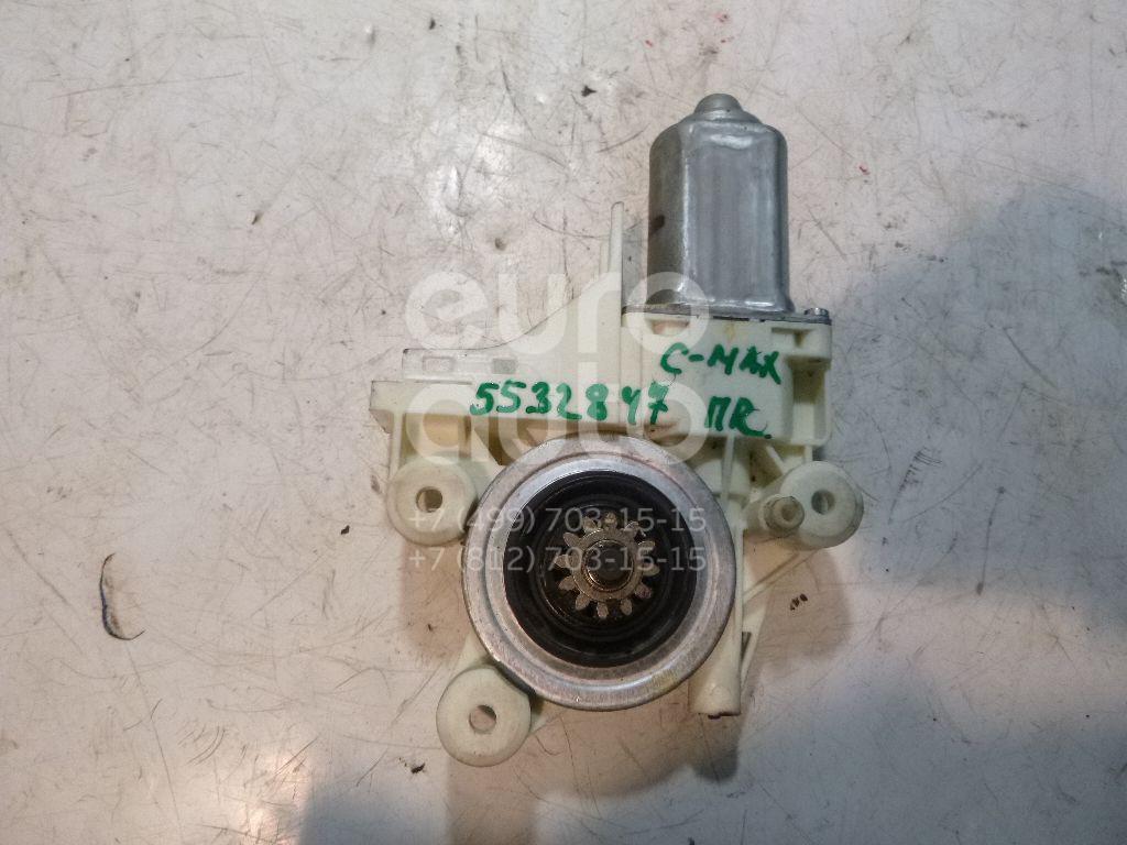 Моторчик стеклоподъемника для Ford C-MAX 2003-2011;Focus II 2005-2008 - Фото №1