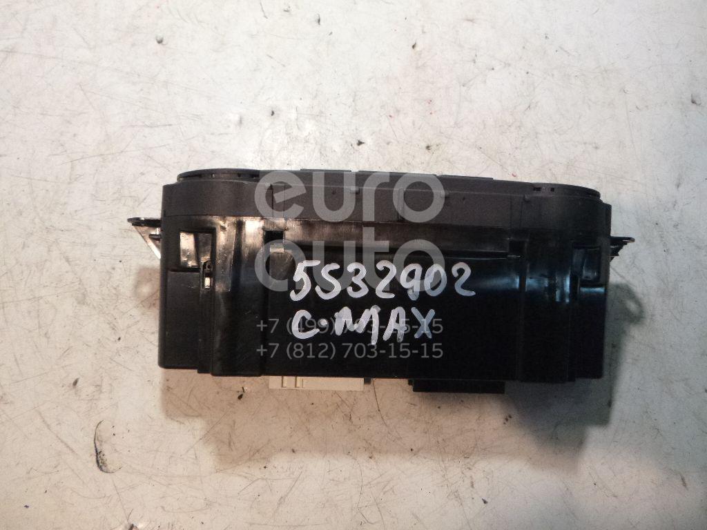 Блок управления климатической установкой для Ford C-MAX 2003-2011;Focus II 2005-2008 - Фото №1
