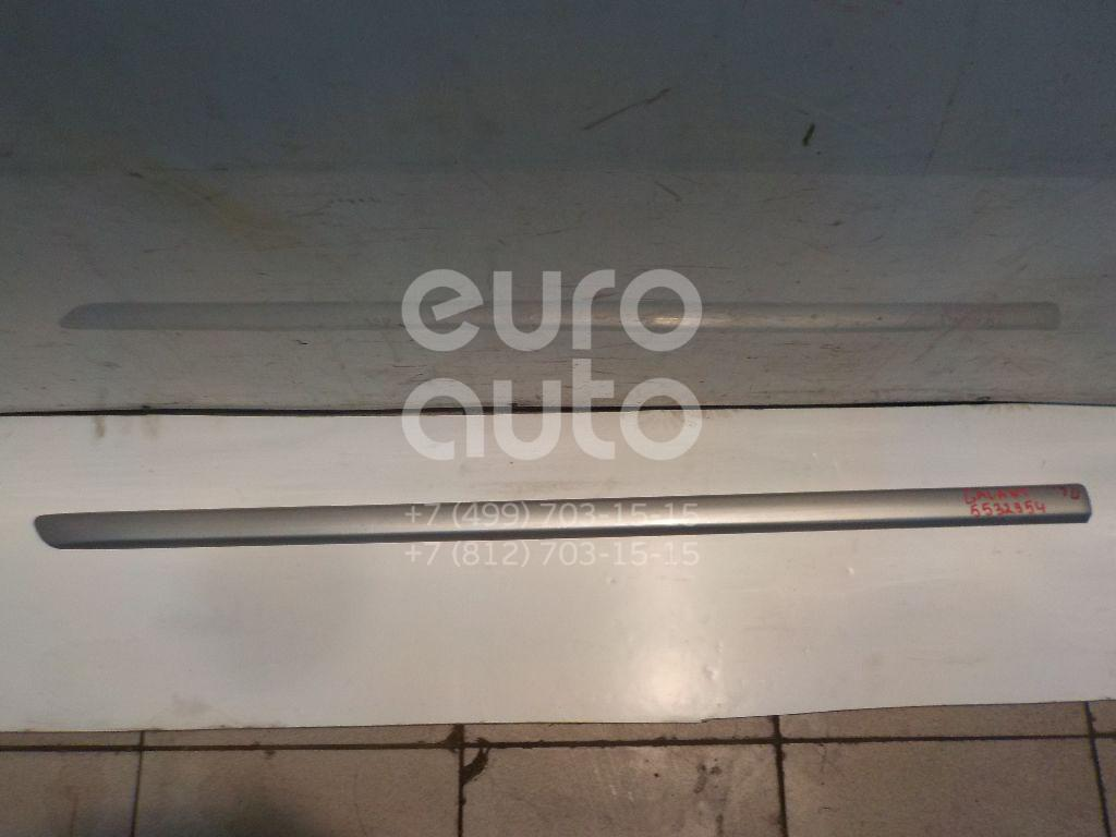 Молдинг передней левой двери для Mitsubishi Galant (EA) 1997-2003 - Фото №1