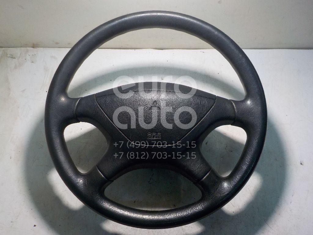 Рулевое колесо с AIR BAG для Mitsubishi Galant (EA) 1997-2003 - Фото №1