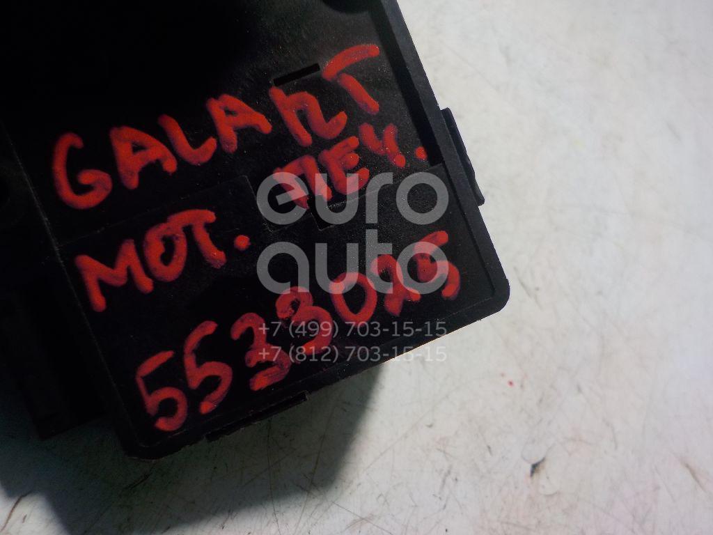 Моторчик заслонки отопителя для Mitsubishi Galant (EA) 1997-2003;Carisma (DA) 1995-2000;Pajero/Montero Sport (K9) 1997-2008;Carisma (DA) 2000-2003 - Фото №1