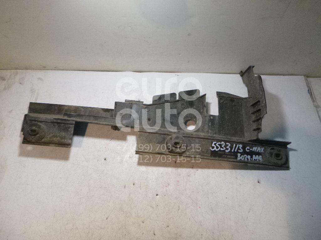 Воздуховод радиатора правый для Ford C-MAX 2003-2011;Focus II 2005-2008;Focus II 2008-2011 - Фото №1
