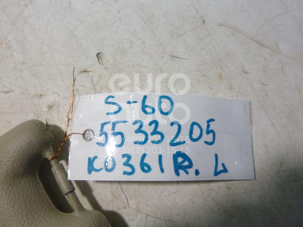 Козырек солнцезащитный (внутри) для Volvo S60 2000-2009 - Фото №1