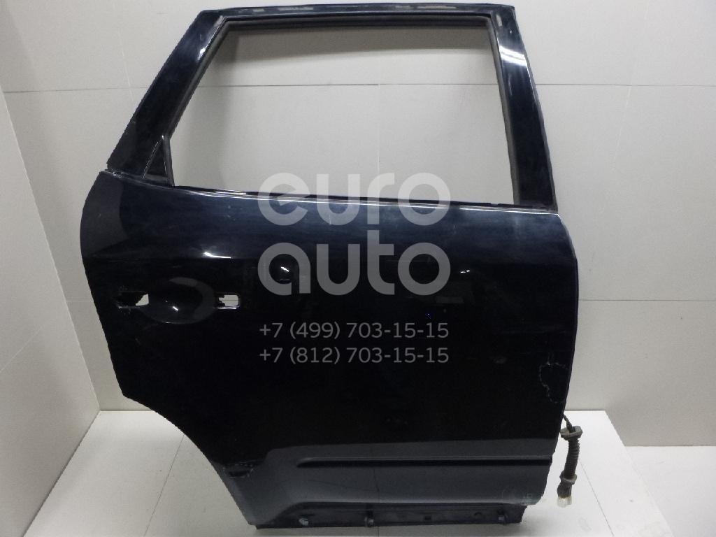 Дверь задняя правая для Nissan Murano (Z50) 2004-2008 - Фото №1