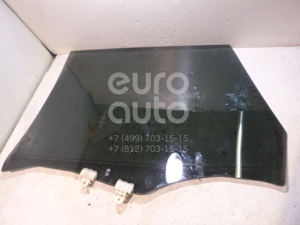 Стекло двери задней правой для Nissan Murano (Z50) 2004-2008 - Фото №1