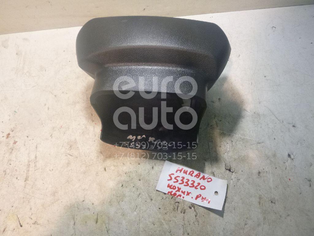 Кожух рулевой колонки для Nissan Murano (Z50) 2004-2008 - Фото №1