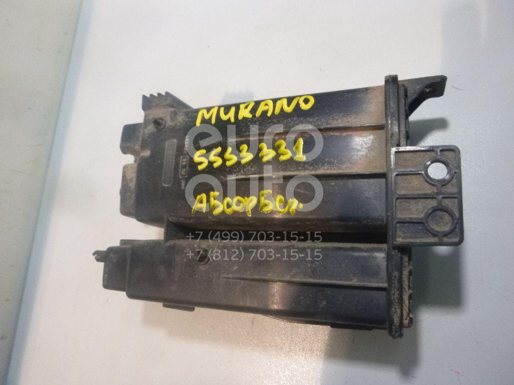Абсорбер (фильтр угольный) для Nissan Murano (Z50) 2004-2008;Murano (Z51) 2008-2016;GT-R 2008> - Фото №1
