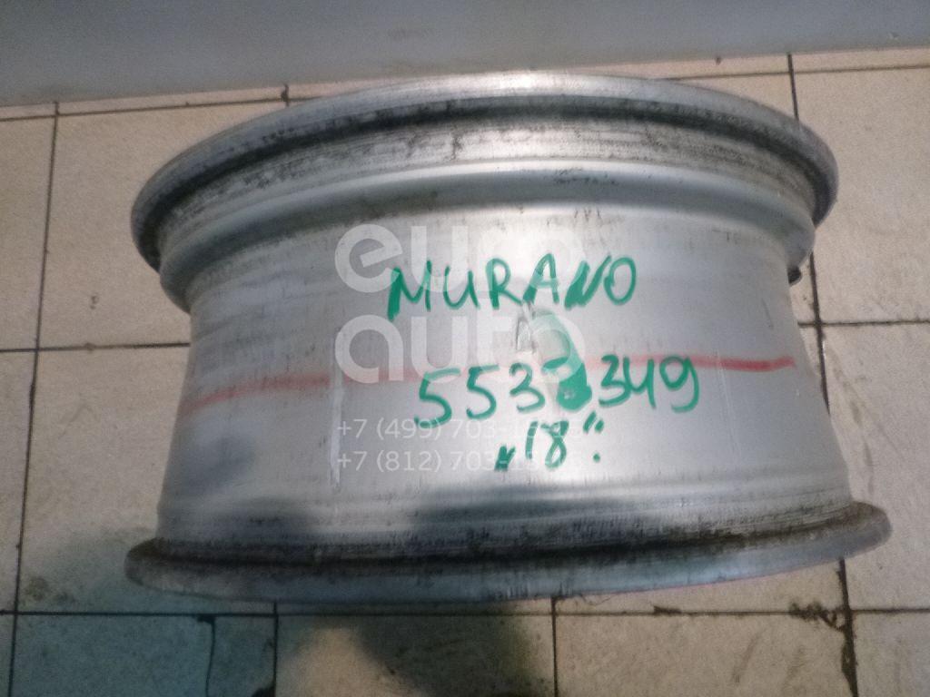 Диск колесный легкосплавный для Nissan Murano (Z50) 2004-2008 - Фото №1