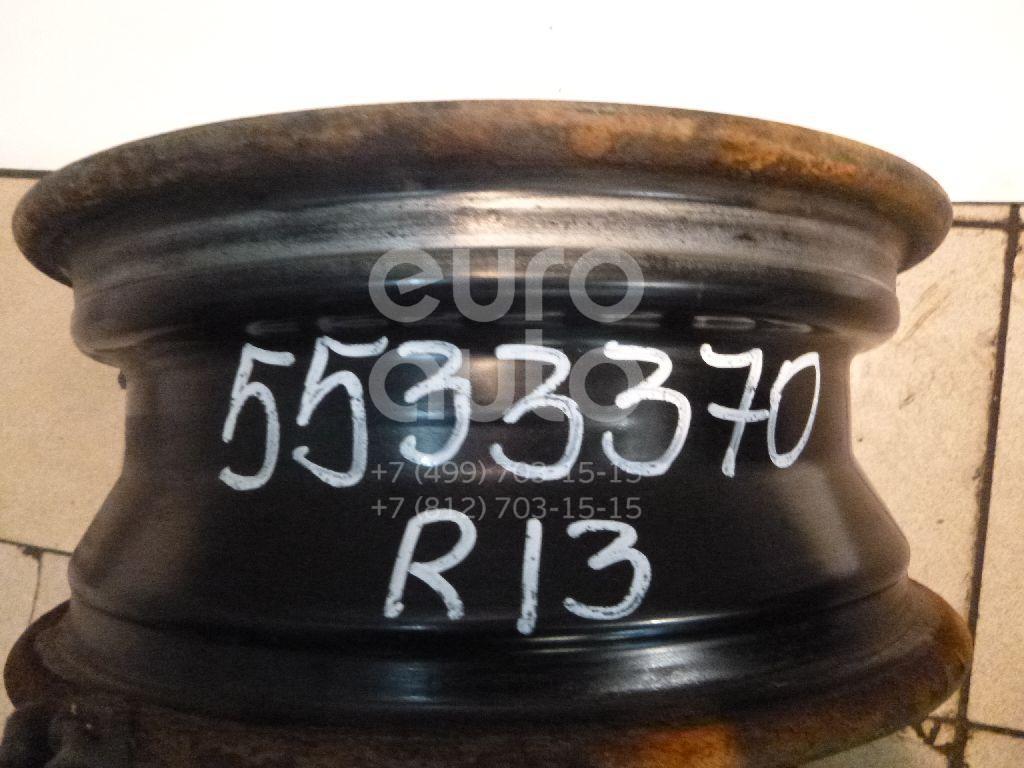 Диск колесный железо для Ford Fiesta 2001-2008 - Фото №1