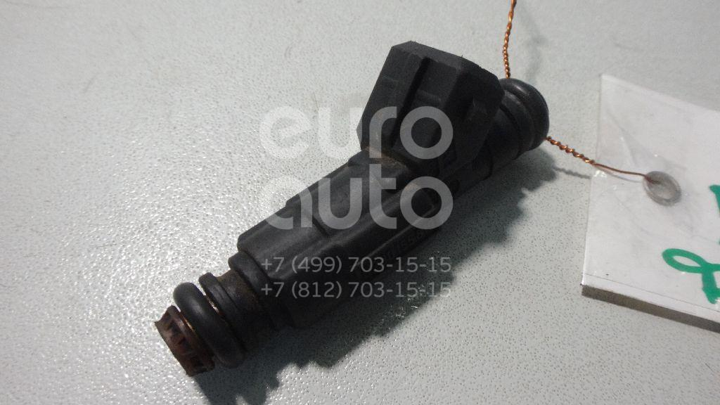 Форсунка инжекторная электрическая для Ford Focus I 1998-2004;Mondeo II 1996-2000;Transit Connect 2002>;Cougar 1998> - Фото №1