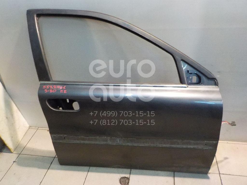Дверь передняя правая для Volvo S80 1998-2006 - Фото №1