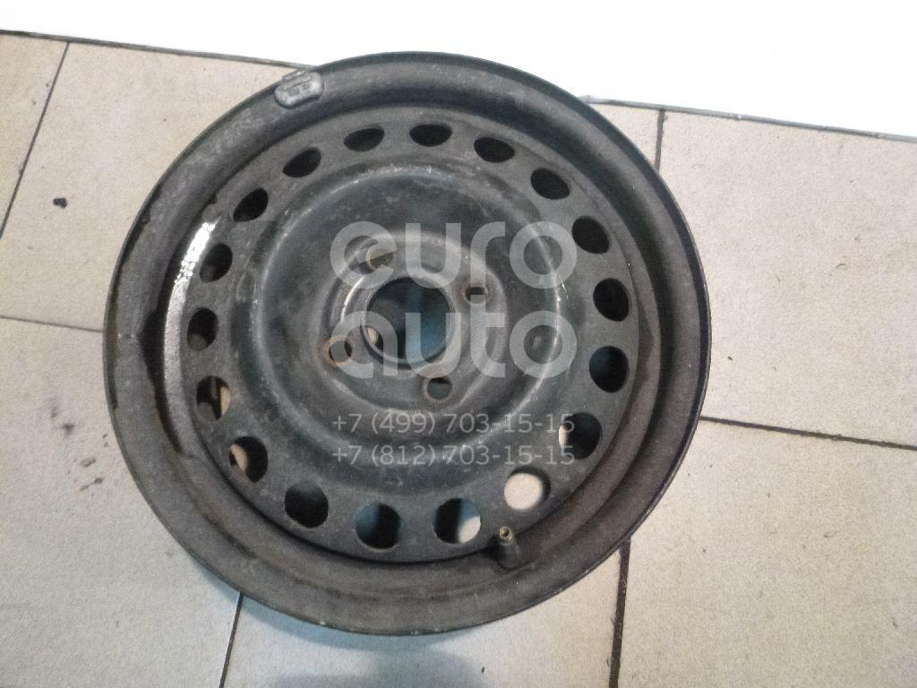 Диск колесный железо для Opel Astra F 1991-1998 - Фото №1