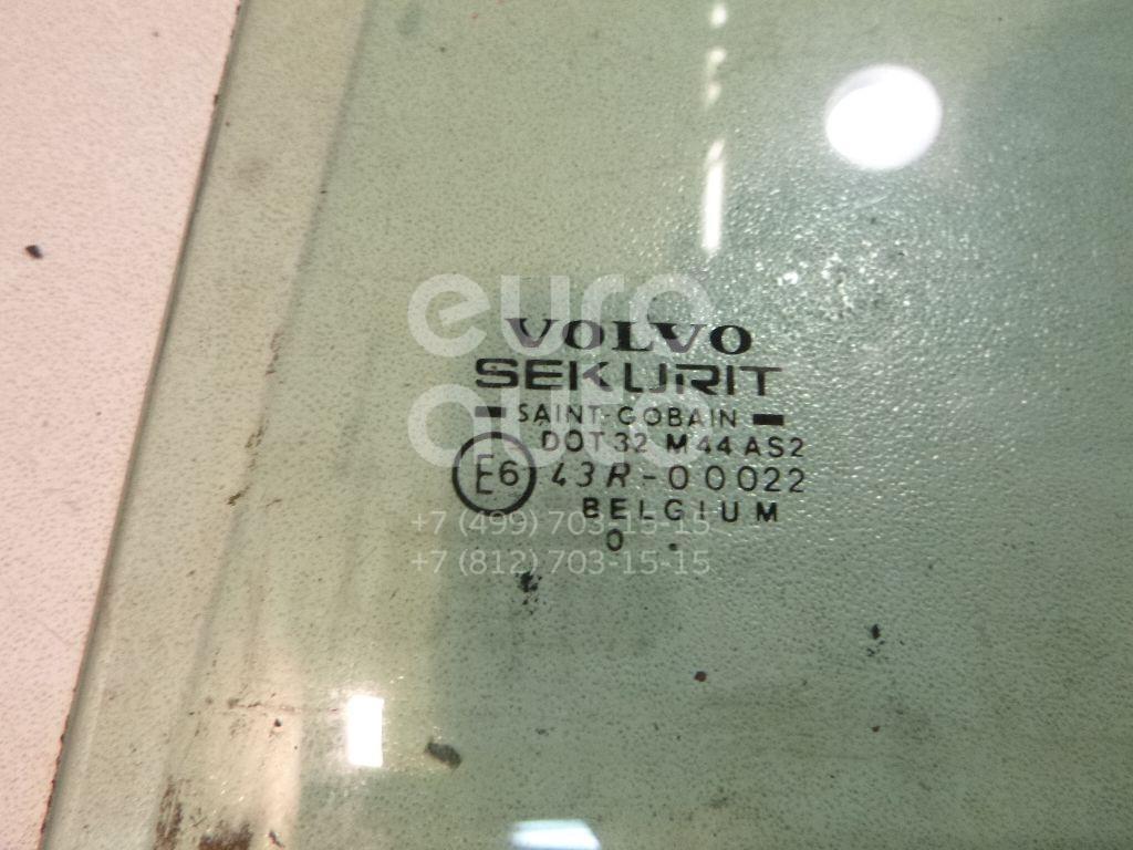 Стекло двери задней левой для Volvo V40 2001-2004 - Фото №1