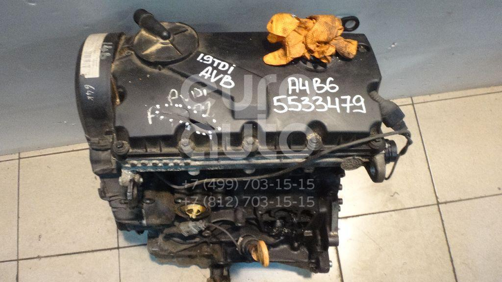 Двигатель для Audi,VW A4 [B6] 2000-2004;Passat [B5] 2000-2005 - Фото №1