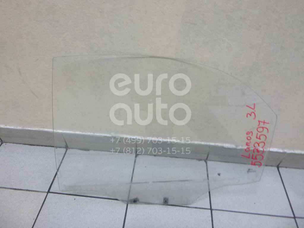 Стекло двери задней левой для Chevrolet Lanos 2004> - Фото №1