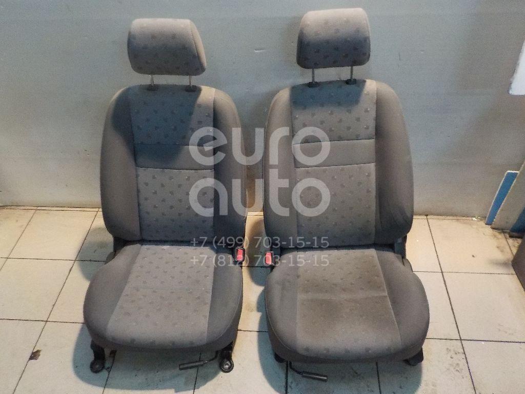К-кт сидений для Hyundai Getz 2002-2010 - Фото №1