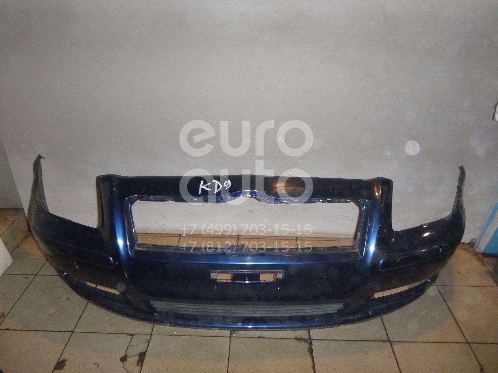 Бампер передний для Toyota Avensis II 2003-2008 - Фото №1