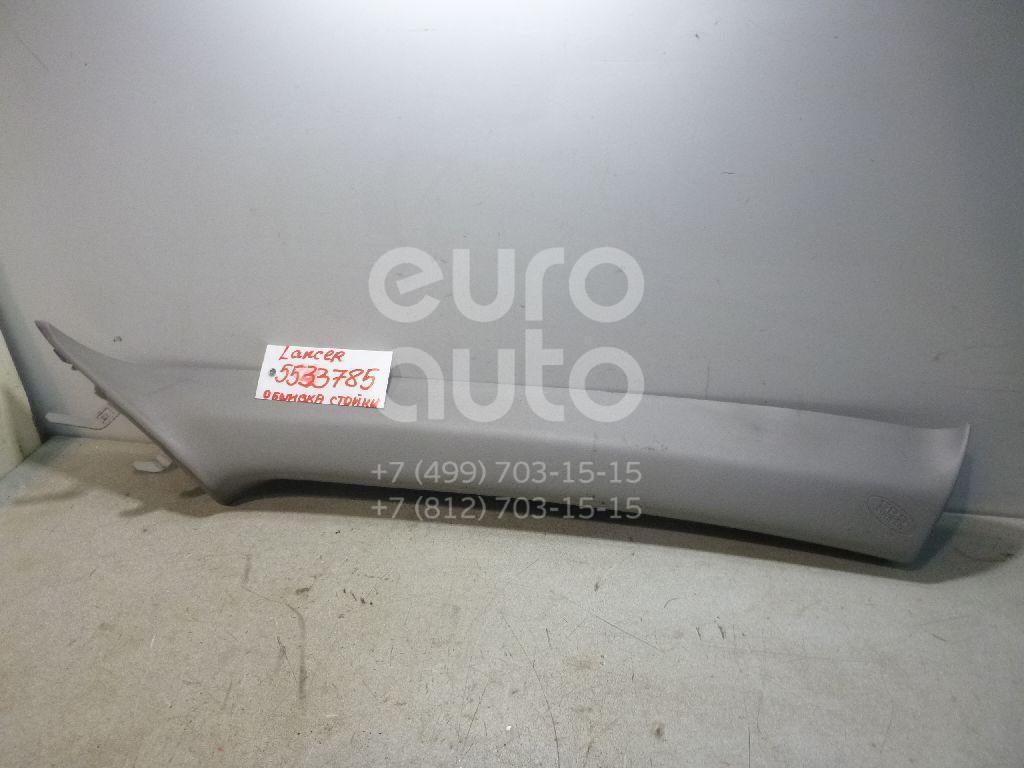 Обшивка стойки для Mitsubishi Lancer (CS/Classic) 2003-2008 - Фото №1